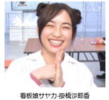 16位 看板娘サヤカ(掛橋沙耶香)の画像