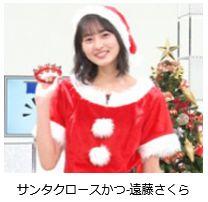 20位 サンタクロースかつ(遠藤さくら)の画像